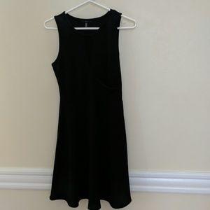 Soprano Black Dress